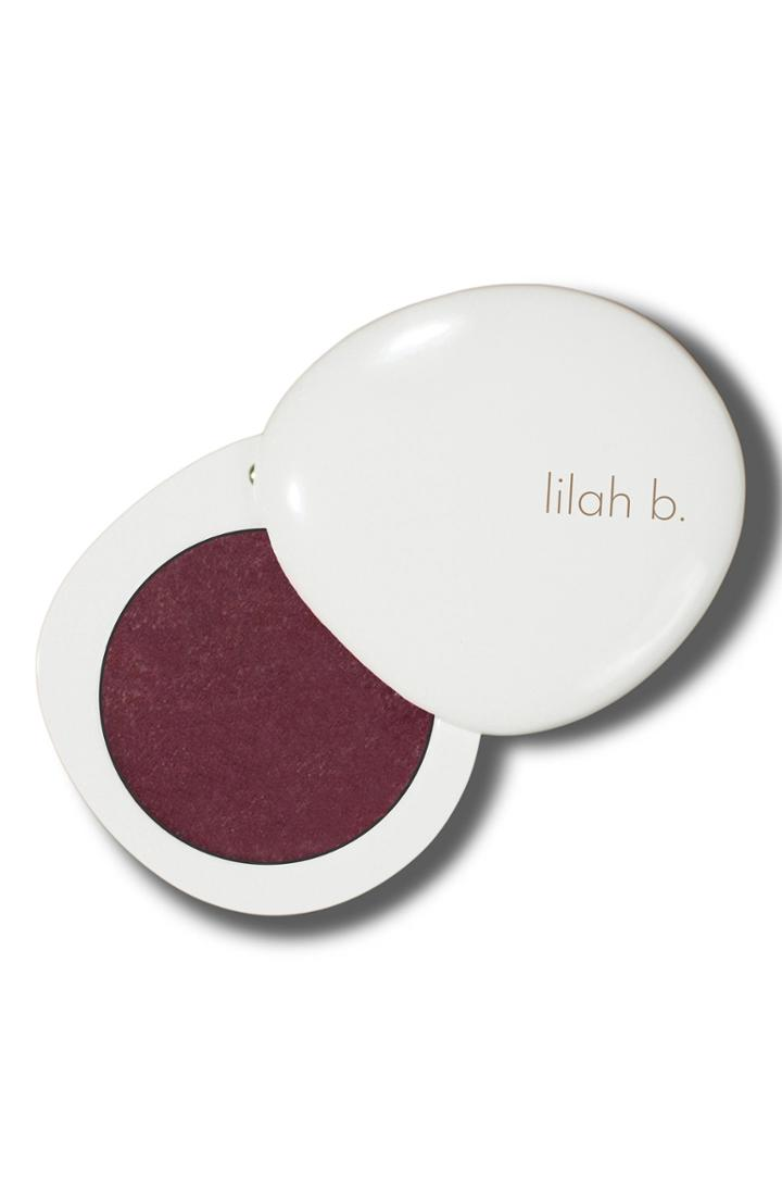 Lilah B. Tinted Lip Balm - B. Savvy (plum Shimmer)