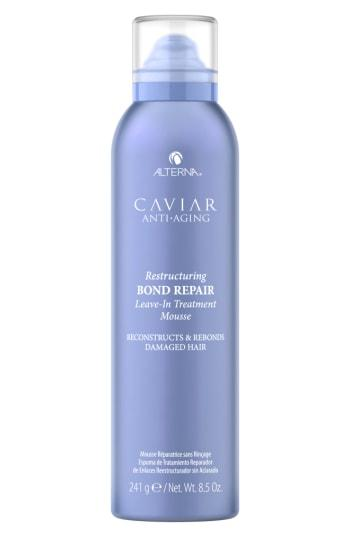 Alterna Caviar Anti-aging Restructuring Bond Repair Leave-in Treatment Mousse, Size