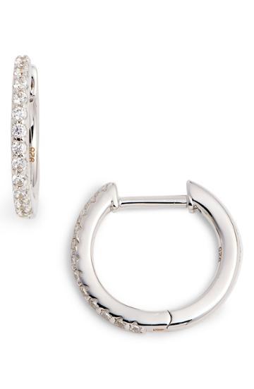Women's Lafonn Round Hoop Earrings