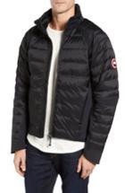 Men's Canada Goose Hybridge Perren Packable Down Jacket, Size - Black