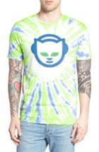 Men's Altru Tie Dye Napster Graphic T-shirt