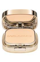 Dolce & Gabbana Beauty Perfect Matte Powder Foundation - Creamy 80