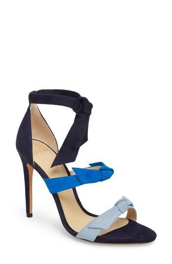 Women's Alexandre Birman Lolita Sandal M - Blue