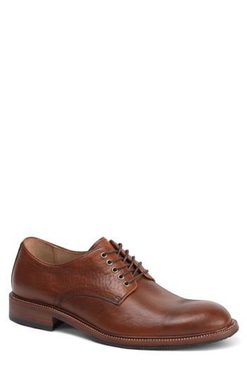 Men's Trask Landry Plain Toe Derby