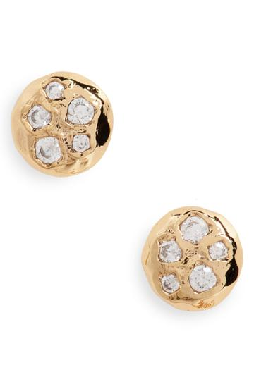 Women's Gorjana Collette Circle Stud Earrings