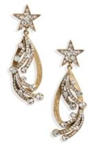 Women's Loren Hope Claire Crystal Drop Earrings