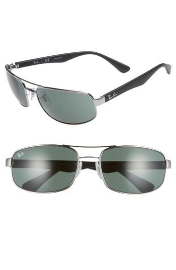 Women's Ray-ban 61mm Square Sunglasses -