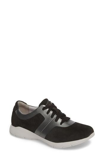 Women's Dansko Andi Sneaker .5-6us / 36eu M - Black
