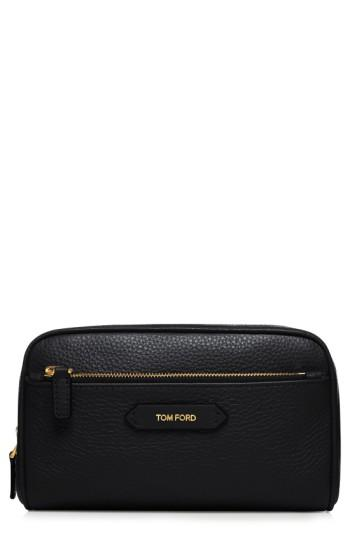 Tom Ford Large Leather Cosmetics Case