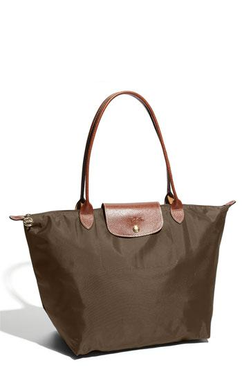 Longchamp 'large Le Pliage' Tote -