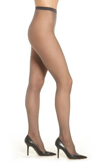 Women's Wolford Mera Tights - Grey