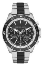 Men's Michael Kors Theroux Silicone Bracelet Watch, 45mm