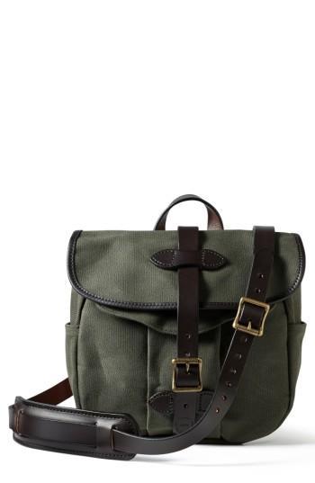 Men's Filson Small Field Bag - Green