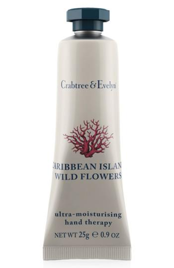Crabtree & Evelyn 'caribbean Island Wild Flowers' Ultra-moisturizing Hand Therapy .5 Oz