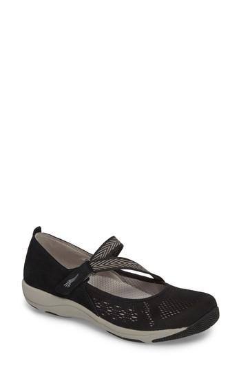 Women's Dansko Haven Mary Jane Sneaker .5-6us / 36eu M - Black
