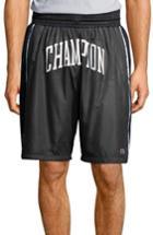 Men's Champion Satin Shorts - Black