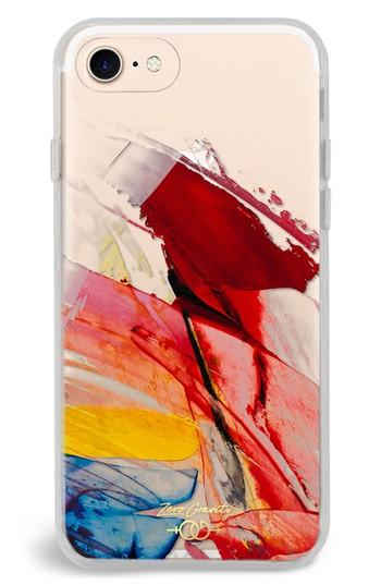 Zero Gravity Abstract Iphone 7/8 & 7/8 Case - Red