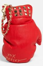 Betsey Johnson 'boxing Glove' Wristlet -