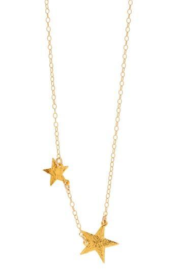 Women's Gorjana Star Pendant Necklace