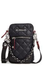 Women's Mz Wallace Micro Crosby Bag - Black