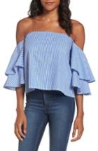 Women's Faithfull The Brand House Off The Shoulder Top