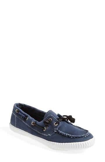 Women's Paul Sperry 'sayel Away' Sneaker M - Blue