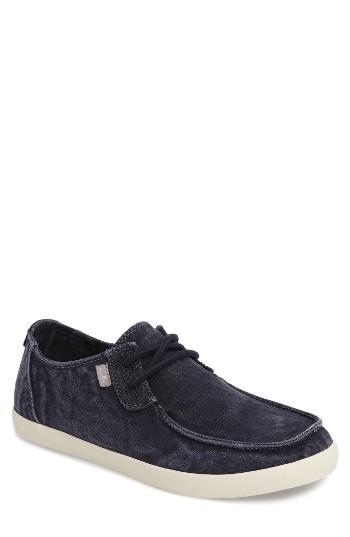 Men's Sanuk Numami Sneaker M - Blue