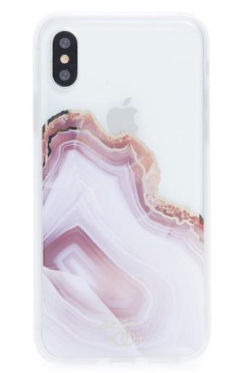 Zero Gravity Slice Iphone X Case - Ivory