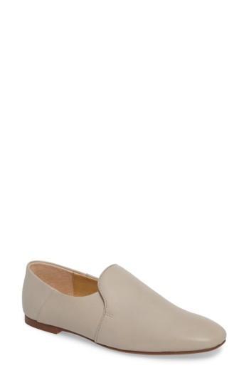 Women's Splendid Derby Loafer Flat M - Grey