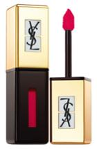 Yves Saint Laurent 'pop Water - Vernis A Levres' Glossy Stain - 201 Dewy Red