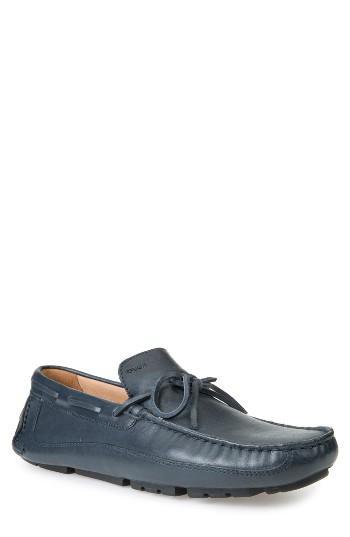Men's Geox Melbourne 3 Driving Shoe Us / 39eu - Brown