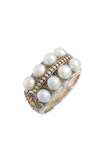 Women's Konstantino Thalia Pearl Row Ring