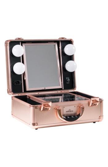 Impressions Vanity Co. Slaycase(tm) Vanity Travel Case, Size - Rose Gold
