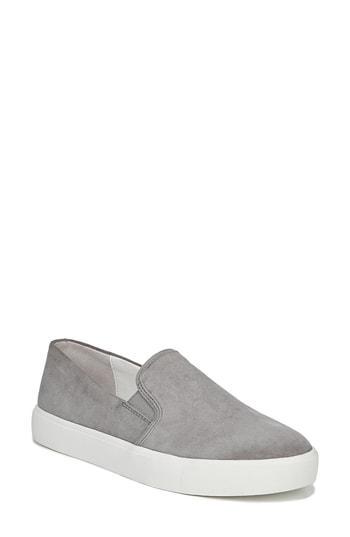 Women's Sam Edelman Elton Slip-on Sneaker M - Grey
