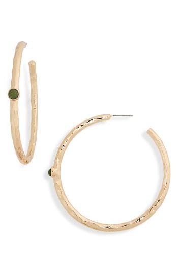 Women's Bp. Molten Hoop Earrings