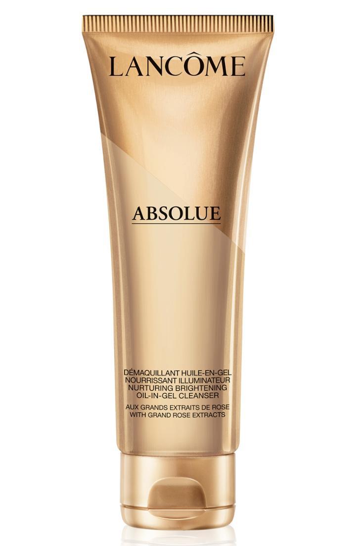 Lancome Absolue Nurturing & Brightening Oil-in-gel Cleanser