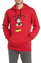 Men's Vans X Disney Mickey's 90th Anniversary Hoodie - Red