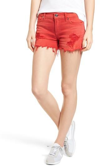Women's Hudson Jeans Kenzie Cutoff Jean Shorts