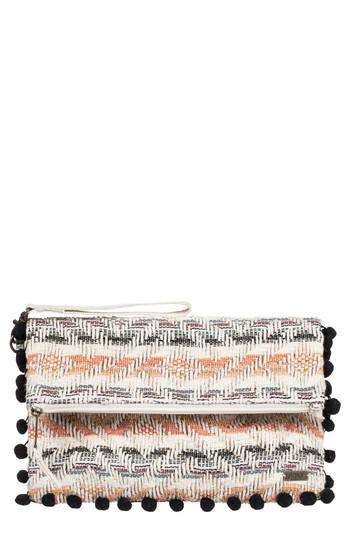 Women's Roxy Palmy Paradise Wristlet - Beige