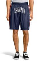 Men's Champion Satin Shorts - Blue