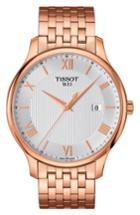 Men's Tissot Tradition Bracelet Watch, 42mm
