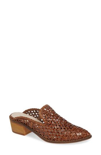Women's Chinese Laundry Muller Mule M - Brown