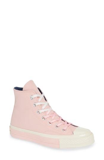 Women's Converse Chuck Taylor All Star 70 Colorblock High Top Sneaker M - Pink