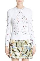 Women's Christopher Kane Embellished Sweater