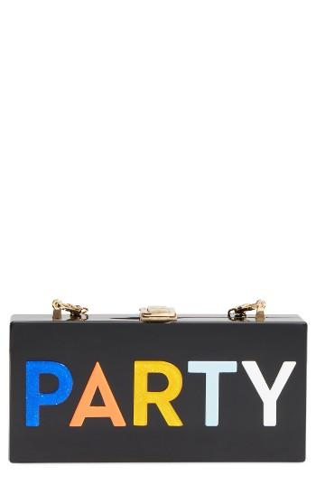 Milly Party Box Clutch -