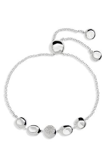 Women's Ippolita Onda Diamond Station Bracelet