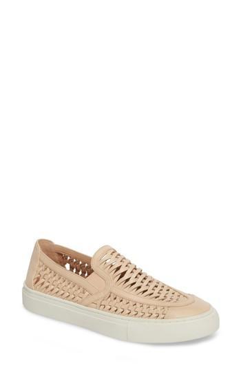 Women's Tory Burch Huarache 2 Slip-on Sneaker M - Pink