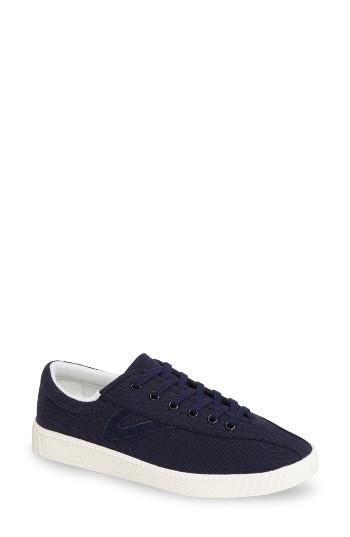 Women's Tretorn 'nylite ' Sneaker, Size 10 M - Blue