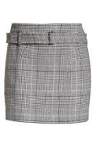 Women's Leith Plaid Miniskirt