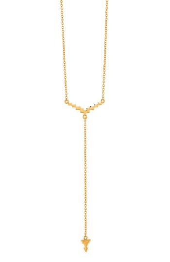 Women's Gorjana 'faryn' Y-necklace